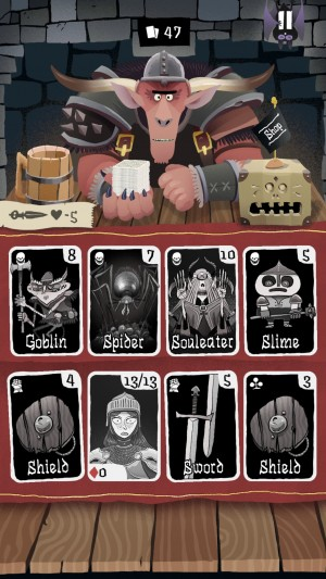 Card Crawl 3