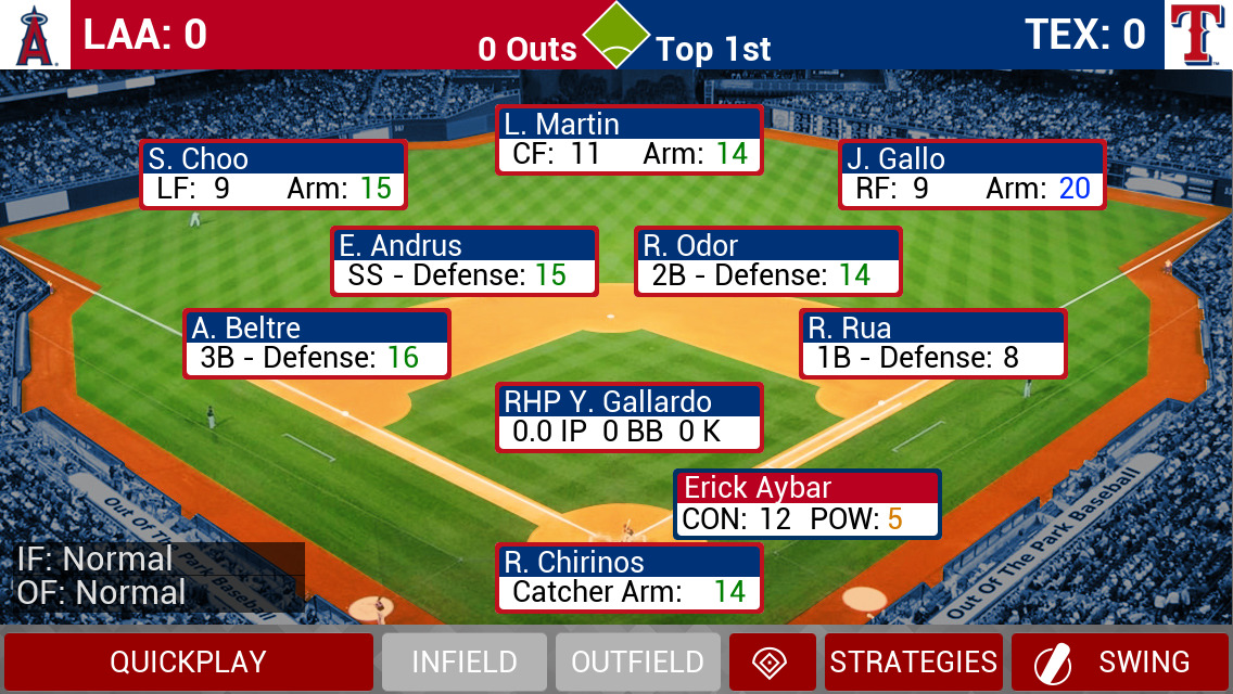 MLB Manager 2015 Release