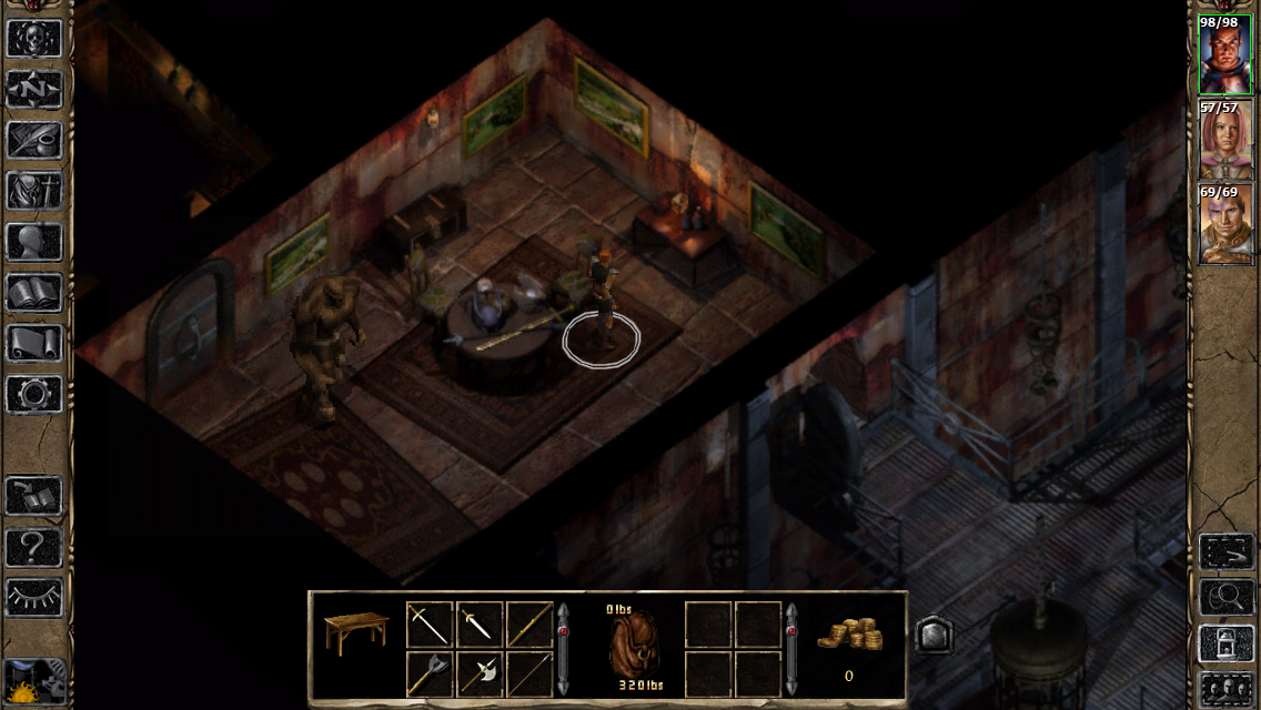 baldurs gate enhanced edition android review