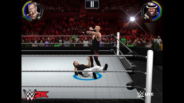 Fresh Off of WrestleMania, 2K is Making a Full-Fledged 'WWE 2K' for iOS