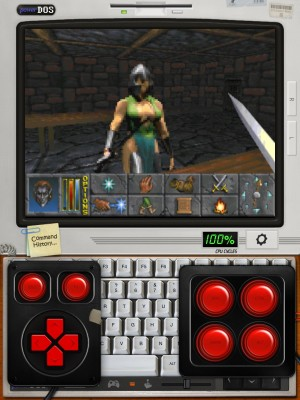 Power DOS' the iOS x86 Emulator Goes Free – TouchArcade