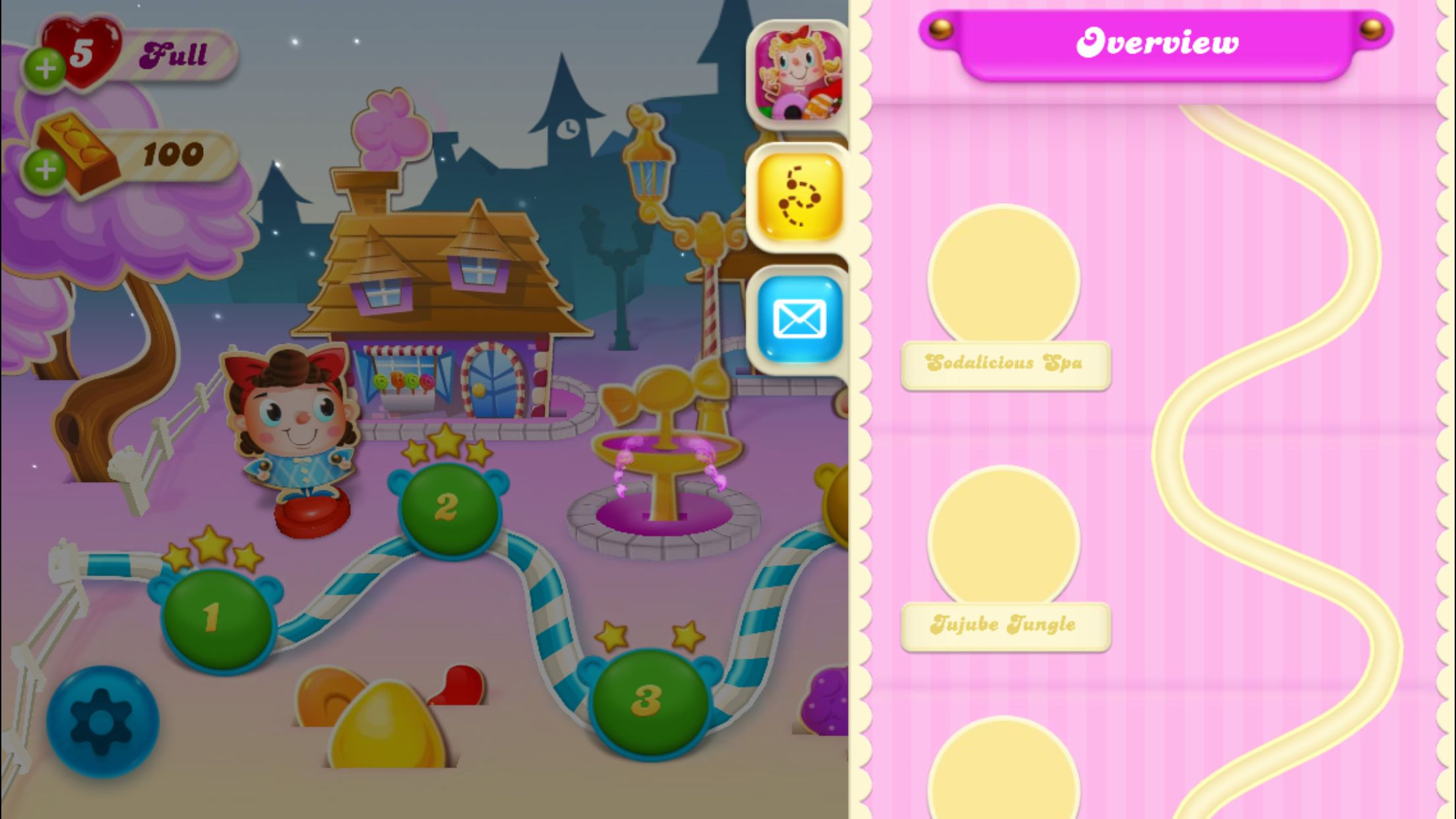 candy crush saga' and 'candy crush soda saga' get updated with new