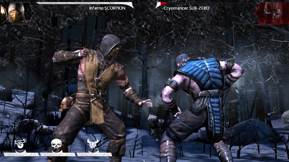 Mortal kombat 9 hook up