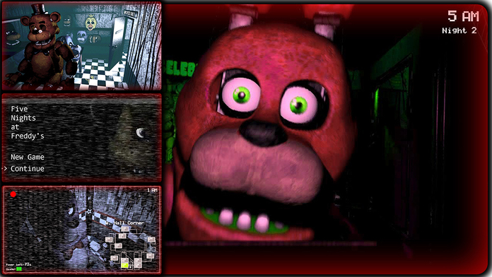 How to get five nights at freddy