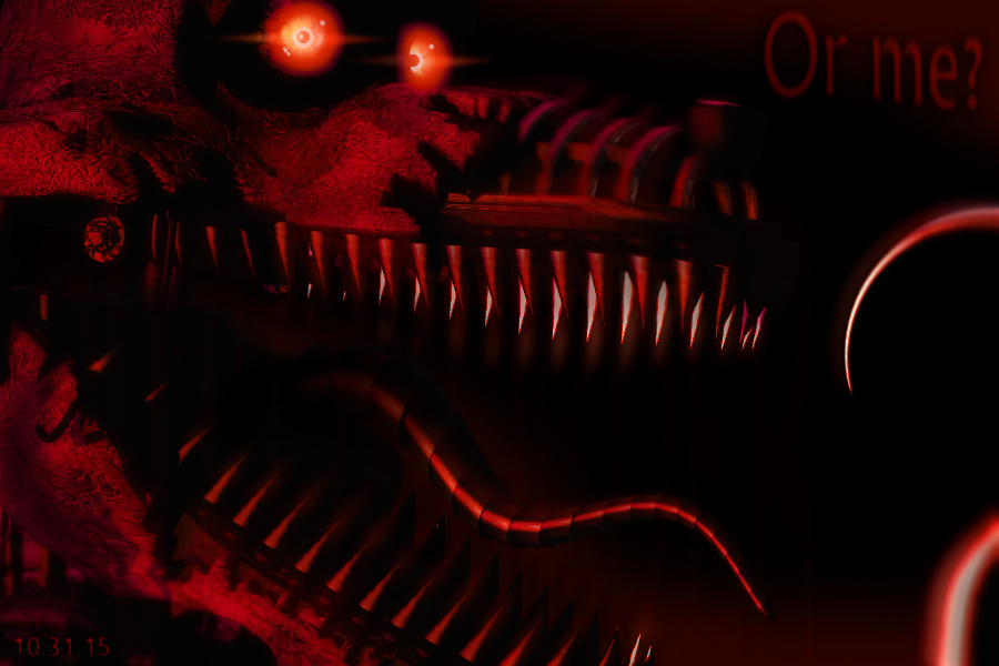 more five nights at freddy s 4 teasers nightmare foxy s coming