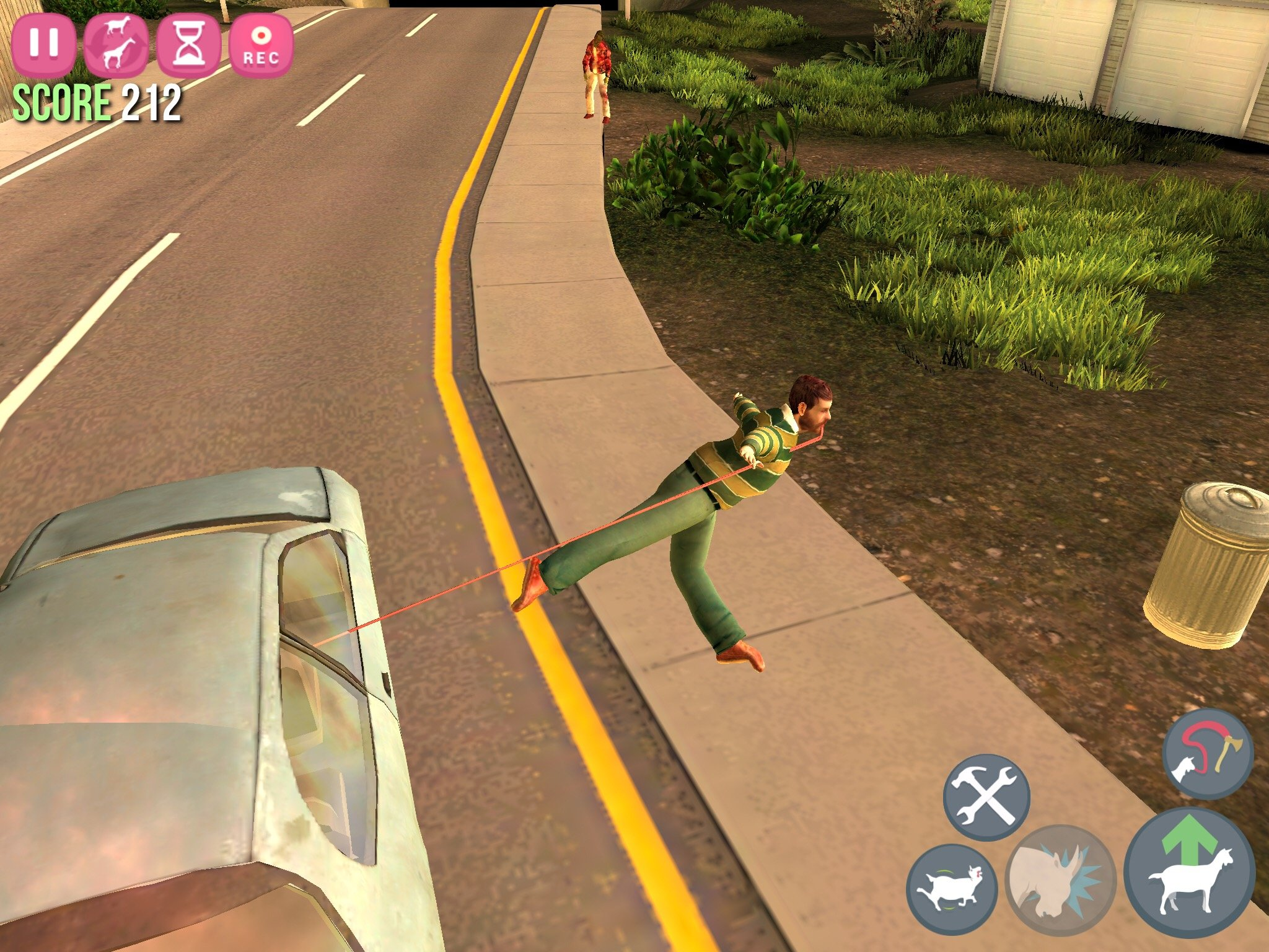 'Goat Simulator GoatZ' Review – The Return of the Licking ...