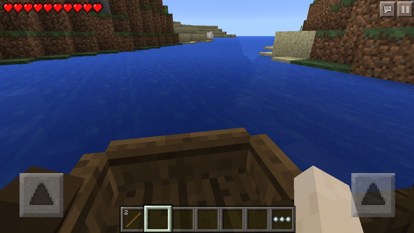 How To Craft A Fishing Rod In Minecraft Pe