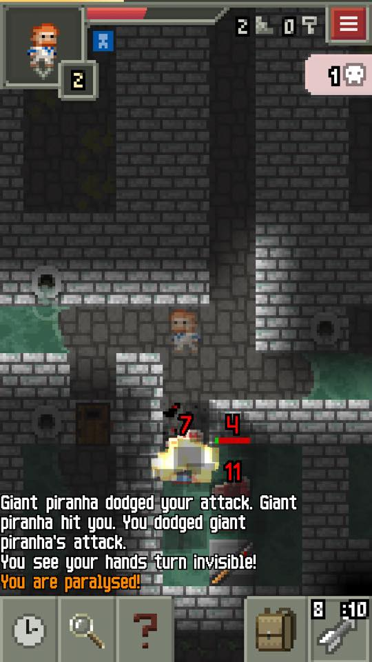 Pixel Dungeon' Review – Simple Name, Legendary Game