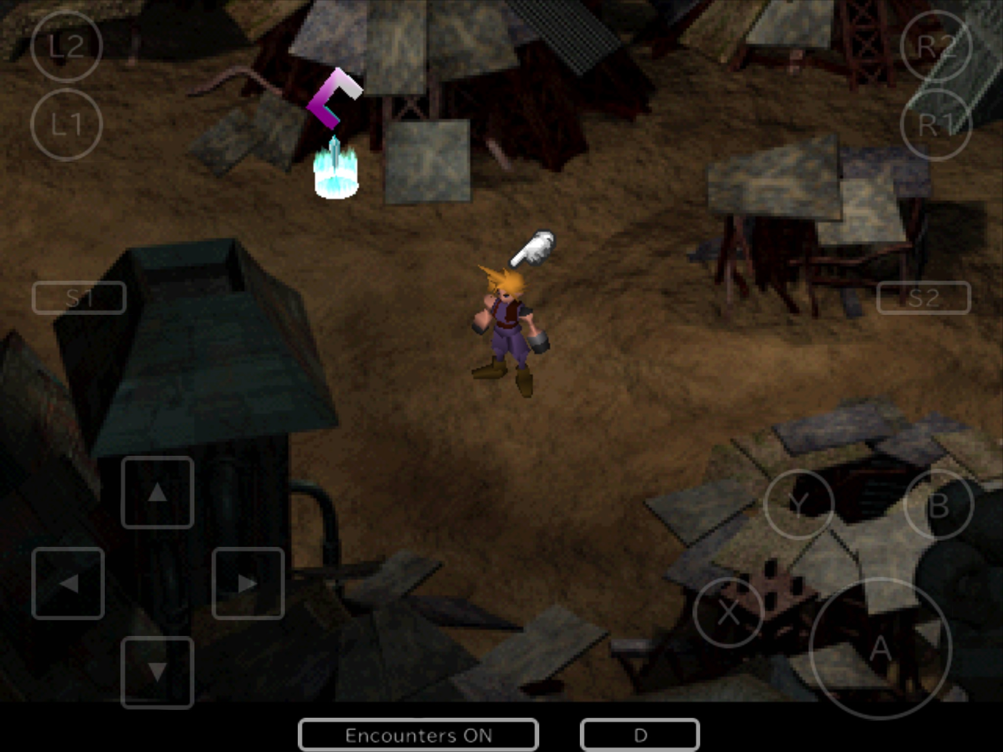 Final Fantasy Vii For Iphone And Ipad First Impressions