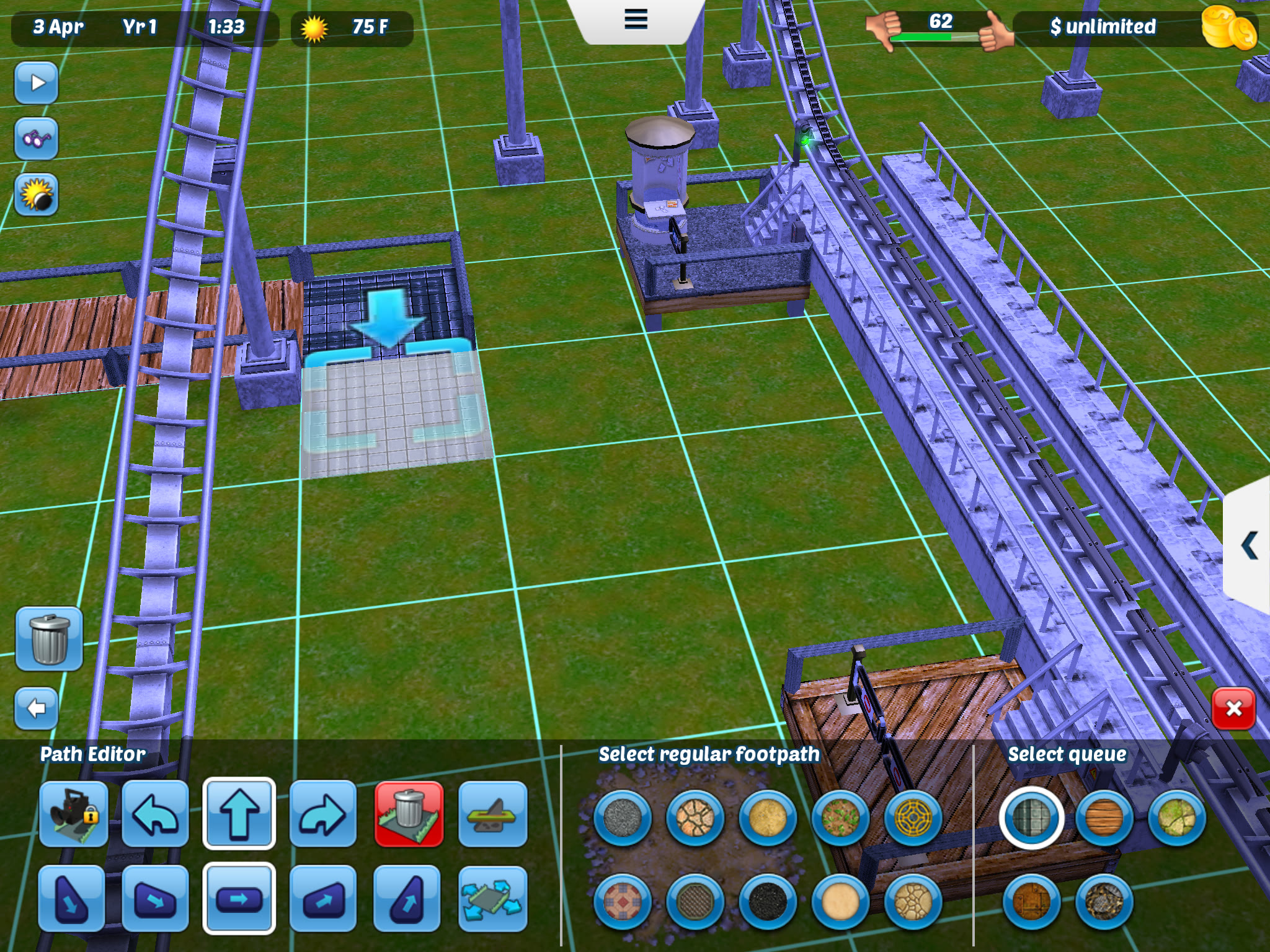 RollerCoaster Tycoon 3' Review – Life is a Fun, Micromanaging