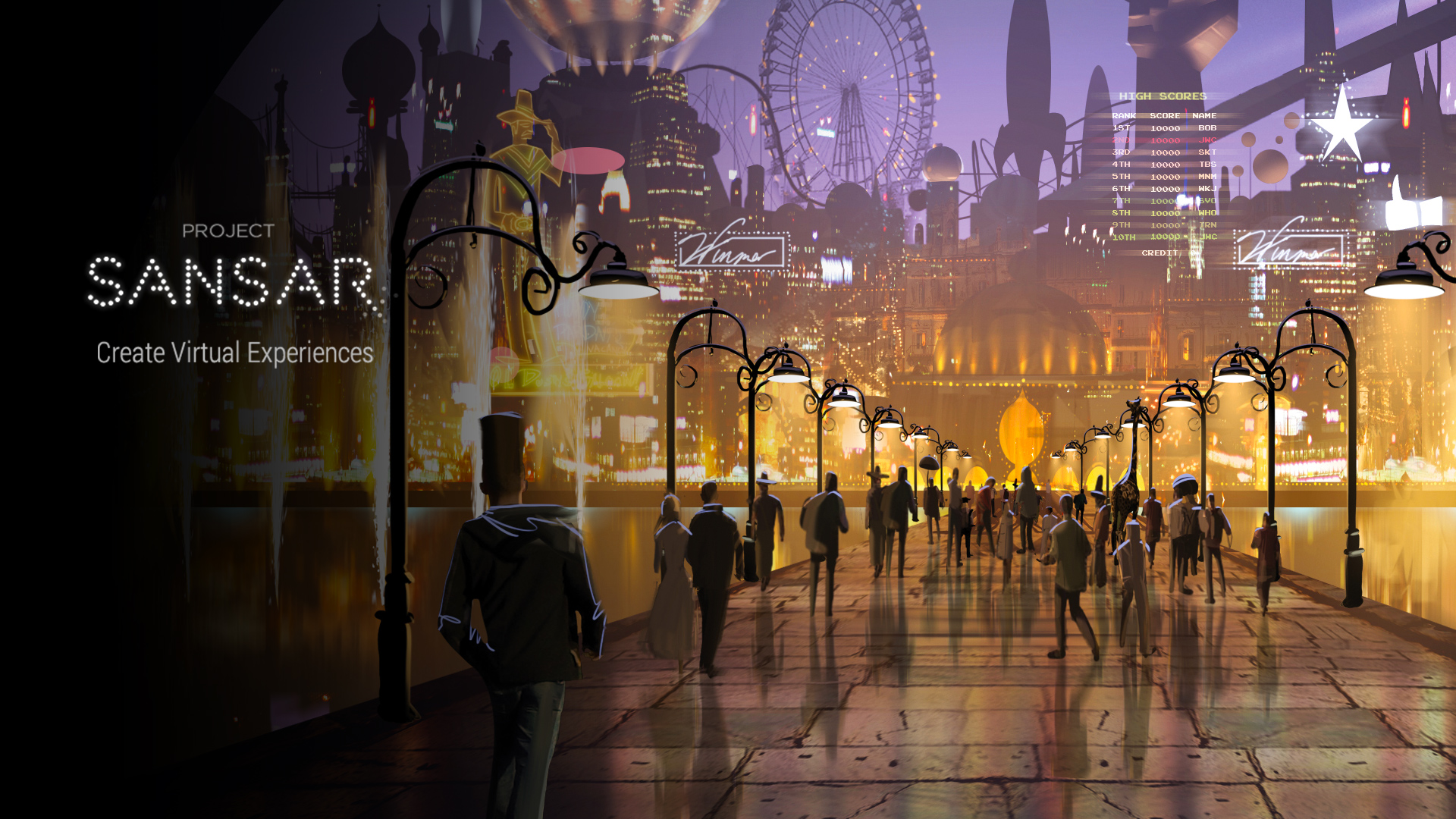 Linden Lab, 'Second Life' Creator, Developing 'Project Sansar' For VR and Mobile