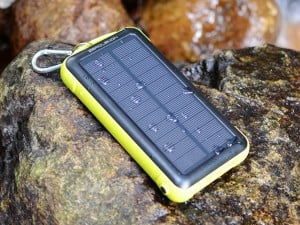 ZeroLemon SolarJuice 20000mAh Battery That Can Charge Itself