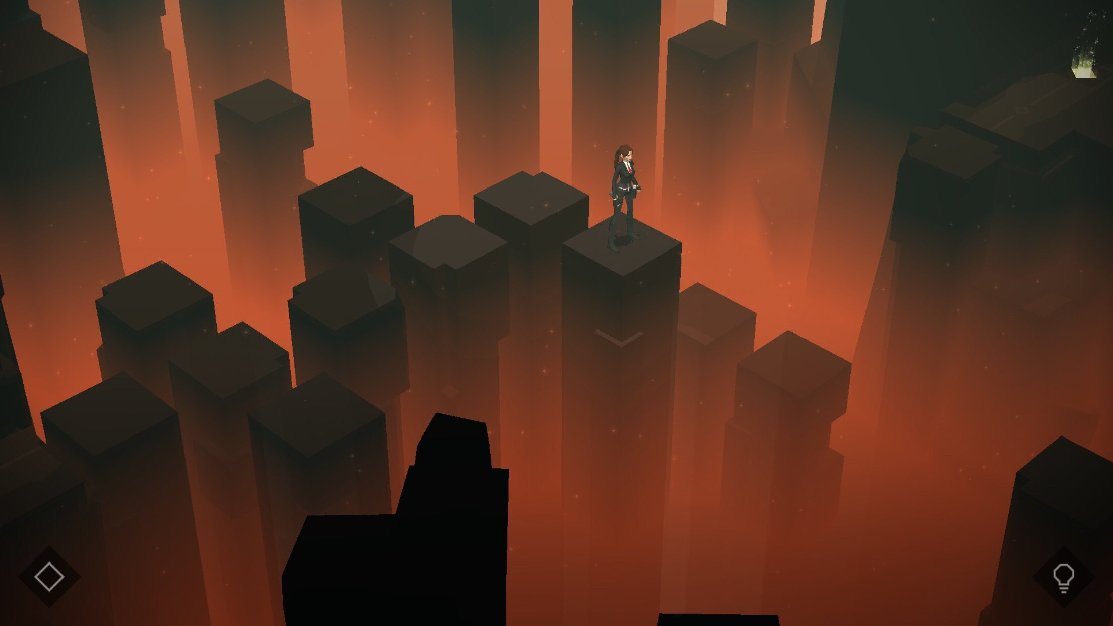 Lara Croft Go Review 1