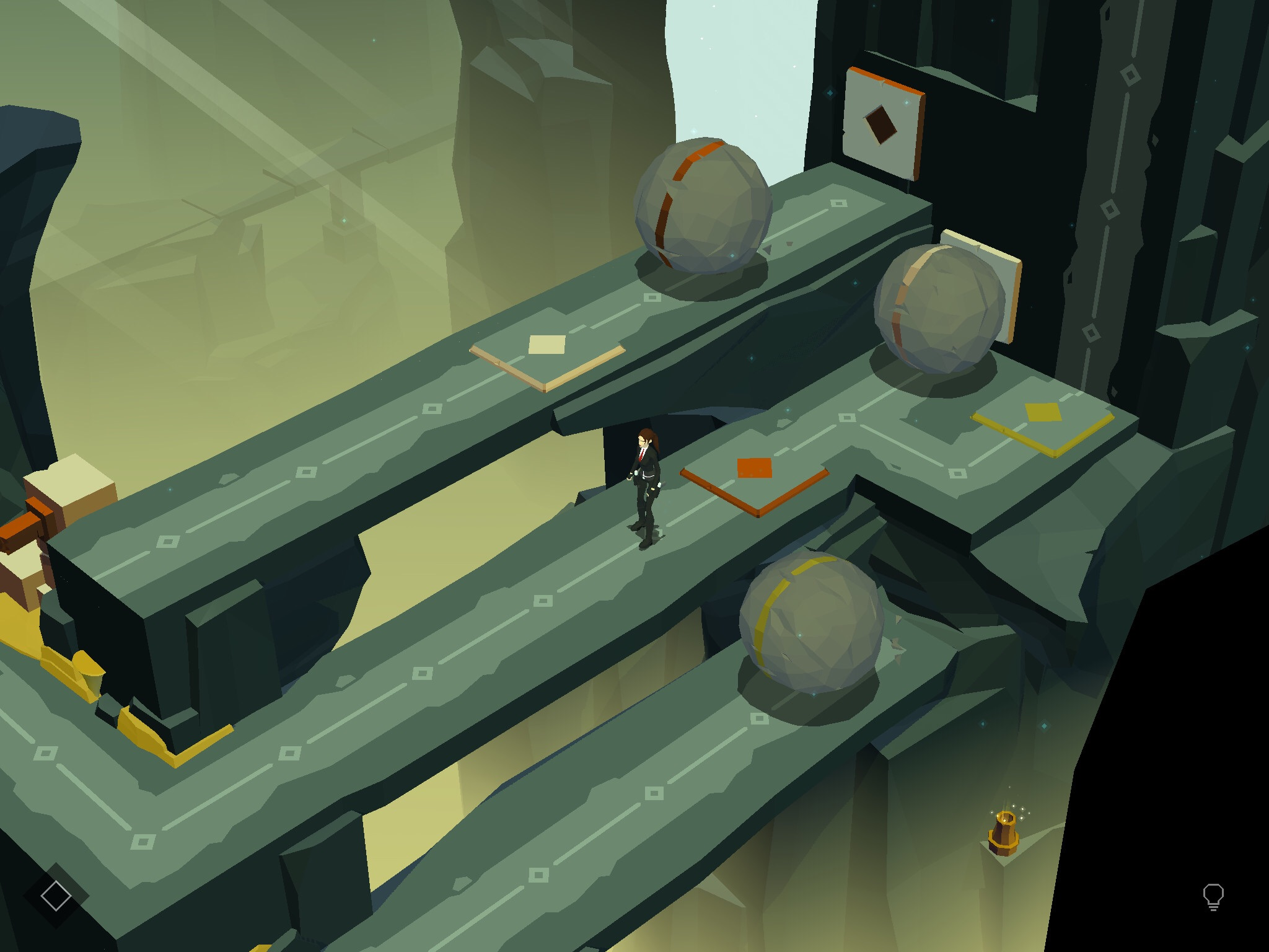 Lara Croft Go Review 2