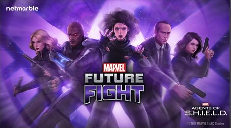 Agents of SHIELD Marvel Future Fight