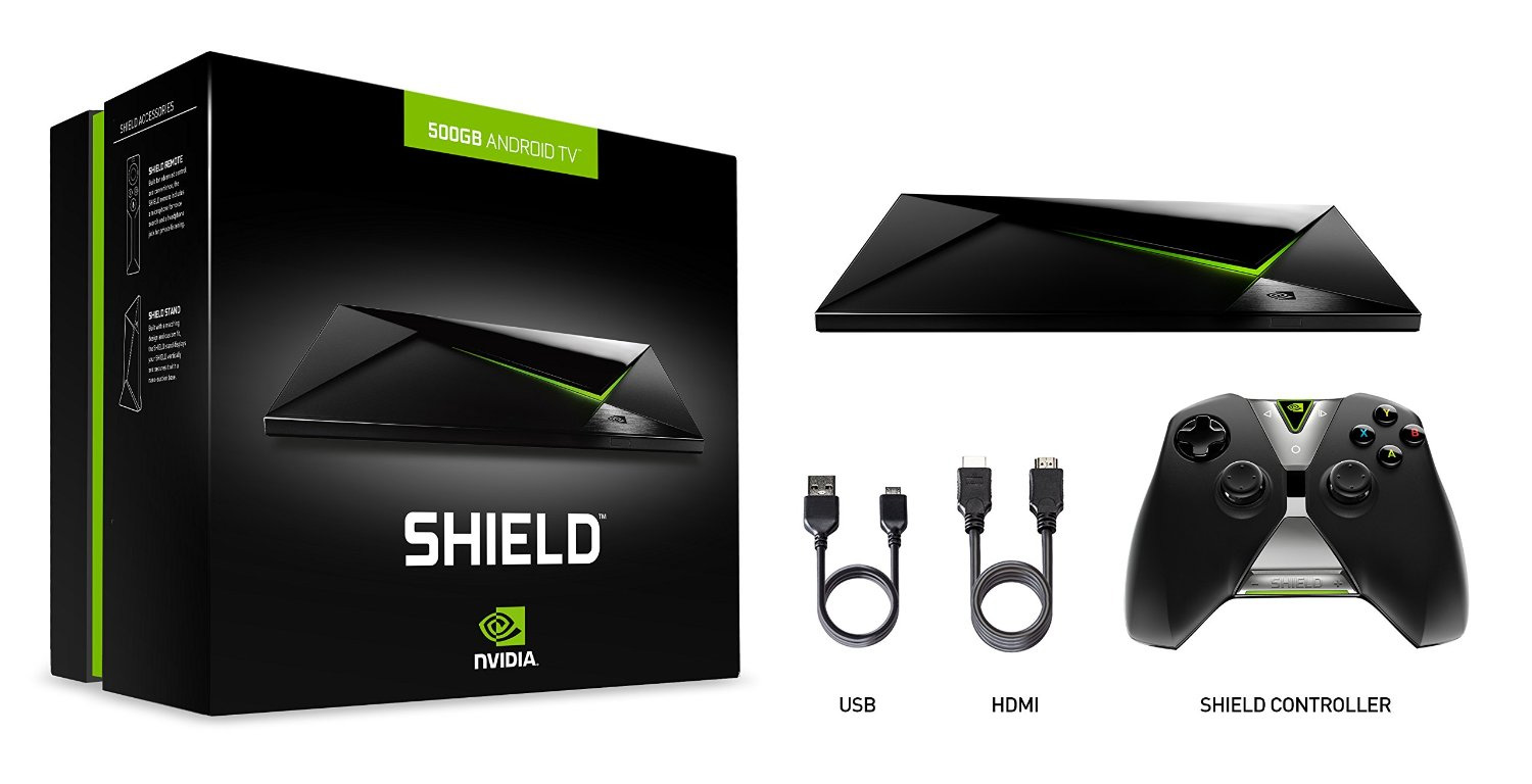 The Nvidia Shield Android TV Provides an Interesting Glimpse of the