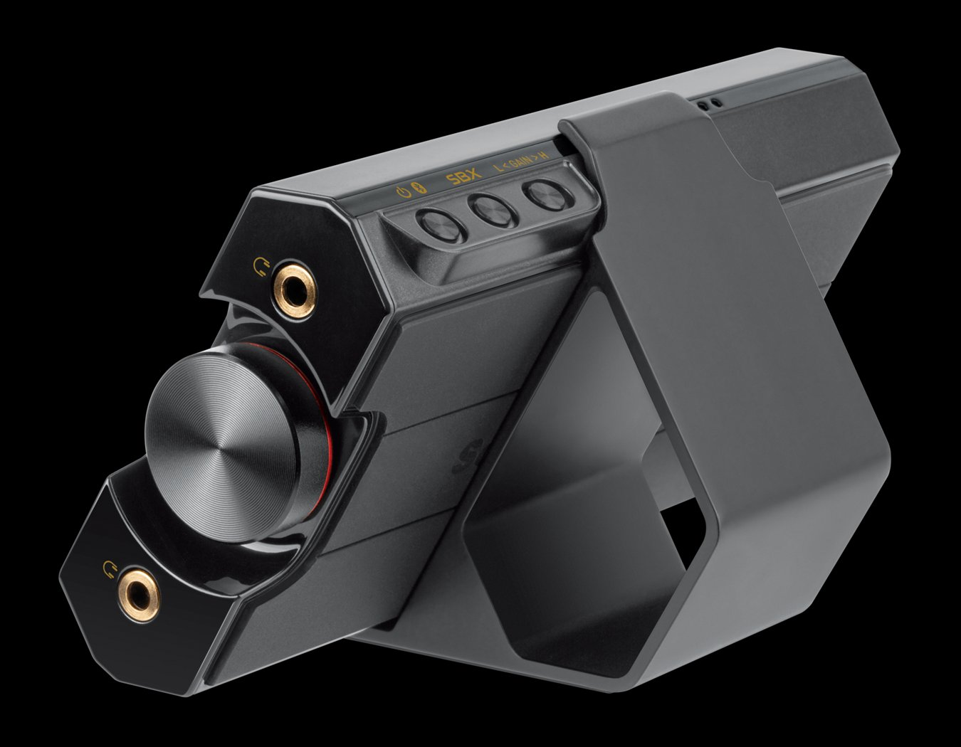 Creative Sound Blaster E5: The First Gaming Sound Card for