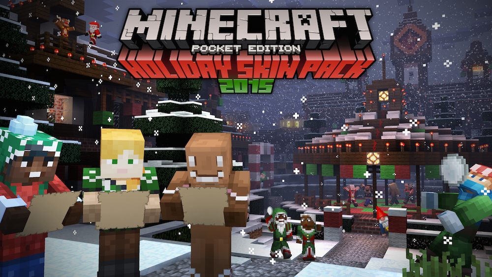Festive Skin Pack Splash small