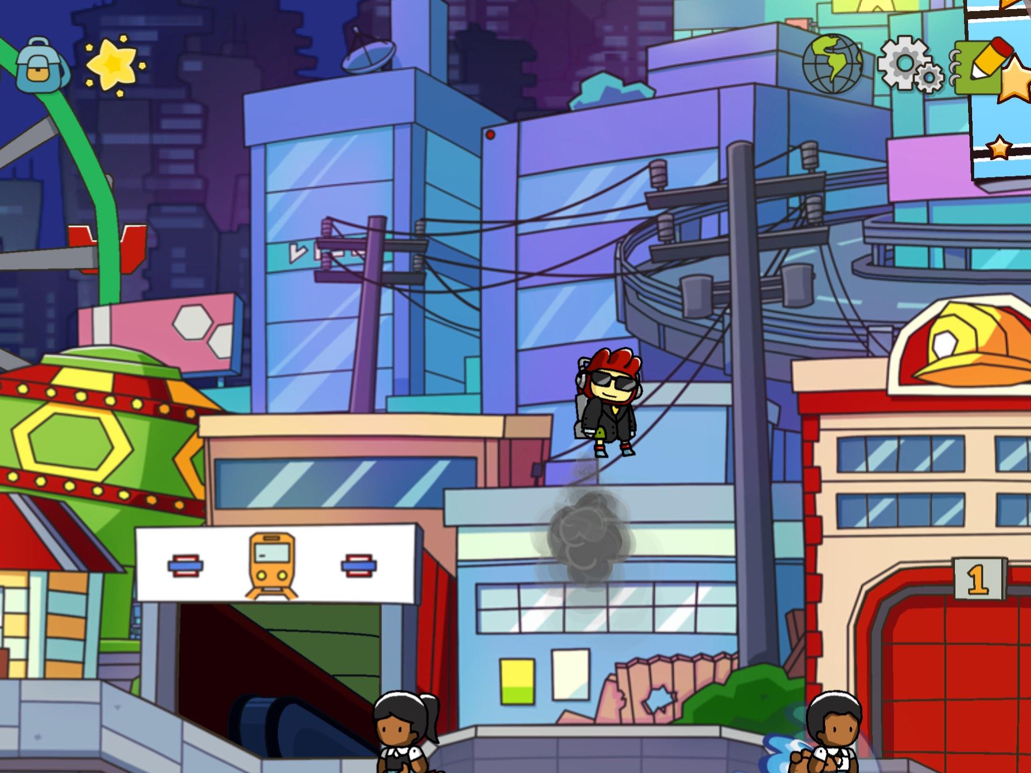 Scribblenauts Unlimited' Review – Scribblenauts Reloaded