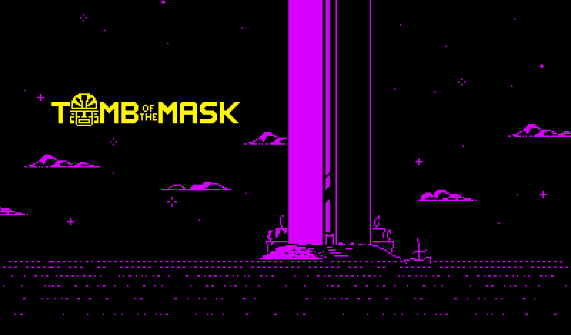 Tomb of the Mask Logo