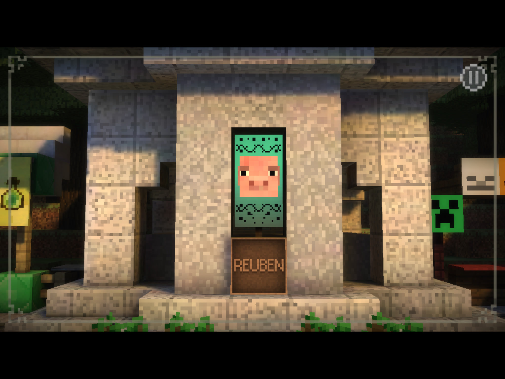 Minecraft Story Mode Episode 8 Review Sprints To A Satisfactory