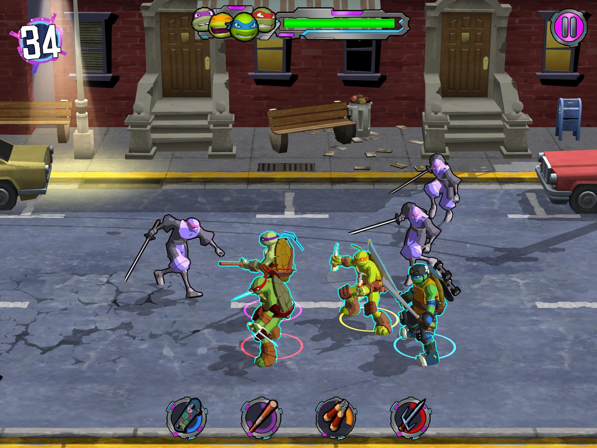teenage mutant ninja turtle games - HD2048×1536