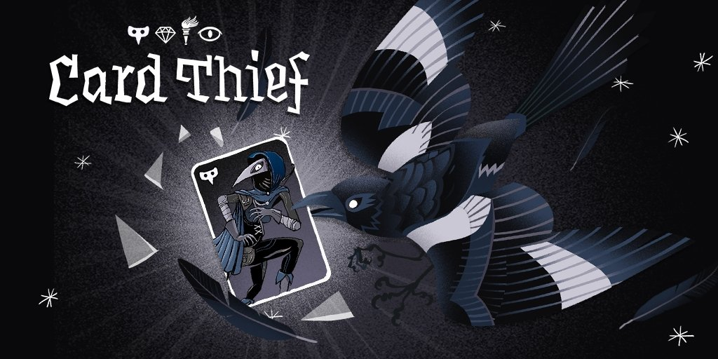 Card Thief Teaser