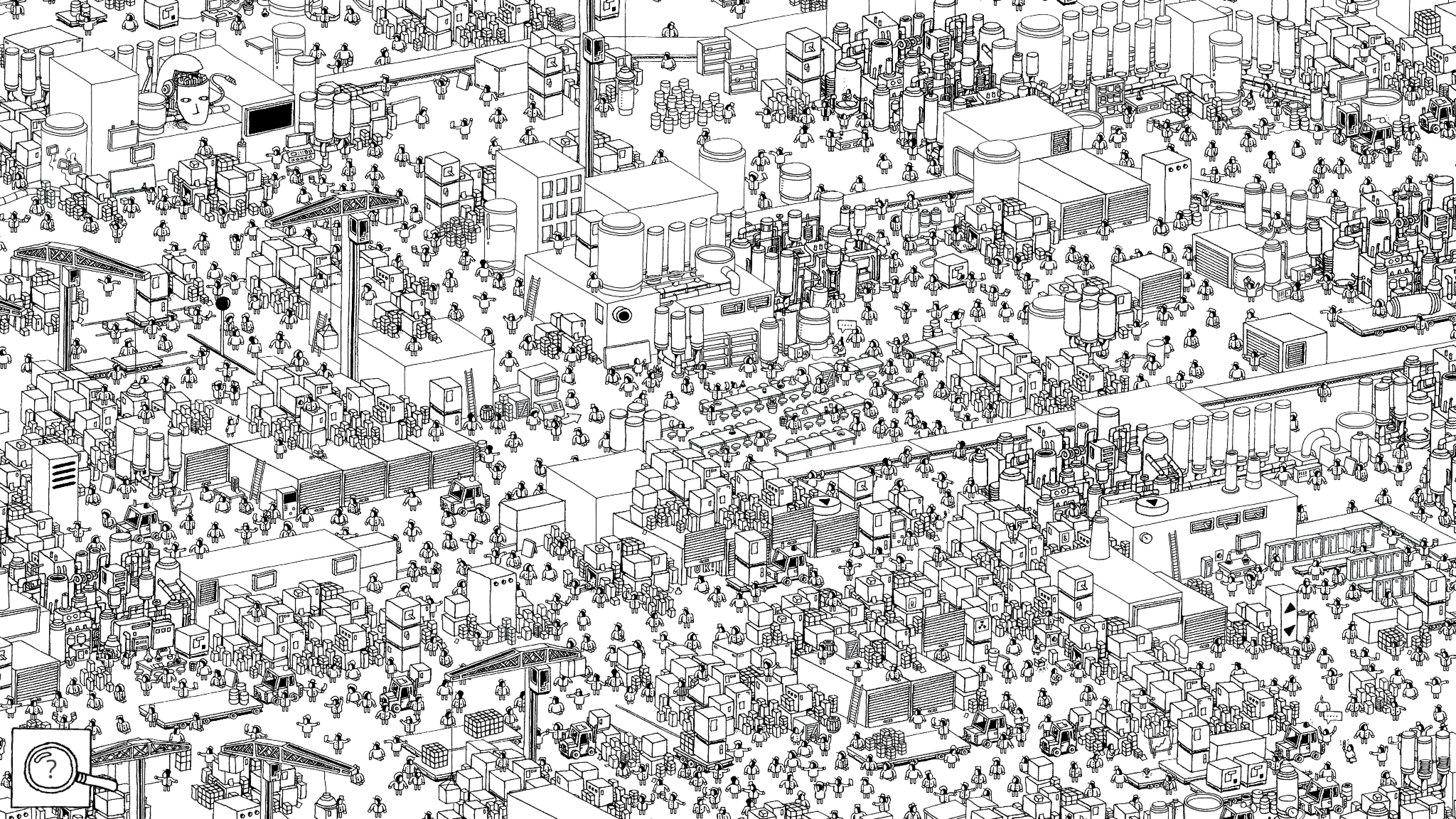 Hidden Folks Is A New Where S Waldo Style Game From A Developer