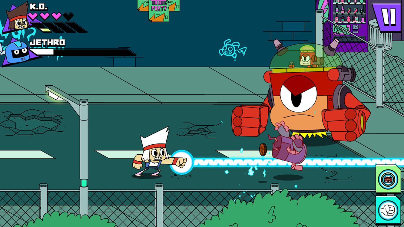 OK KO Lakewood Plaza Turbo