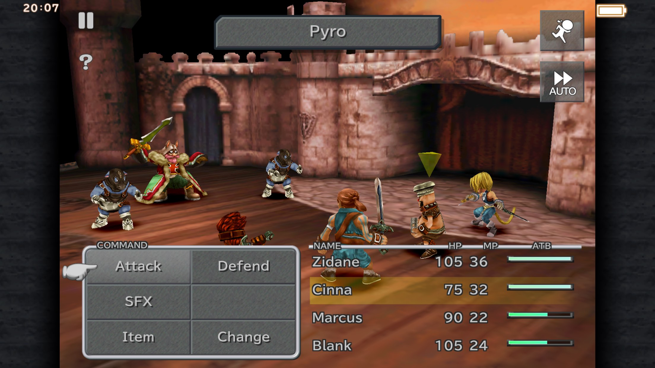 Final Fantasy 9\' Review – Celebrating The Series In Style – TouchArcade