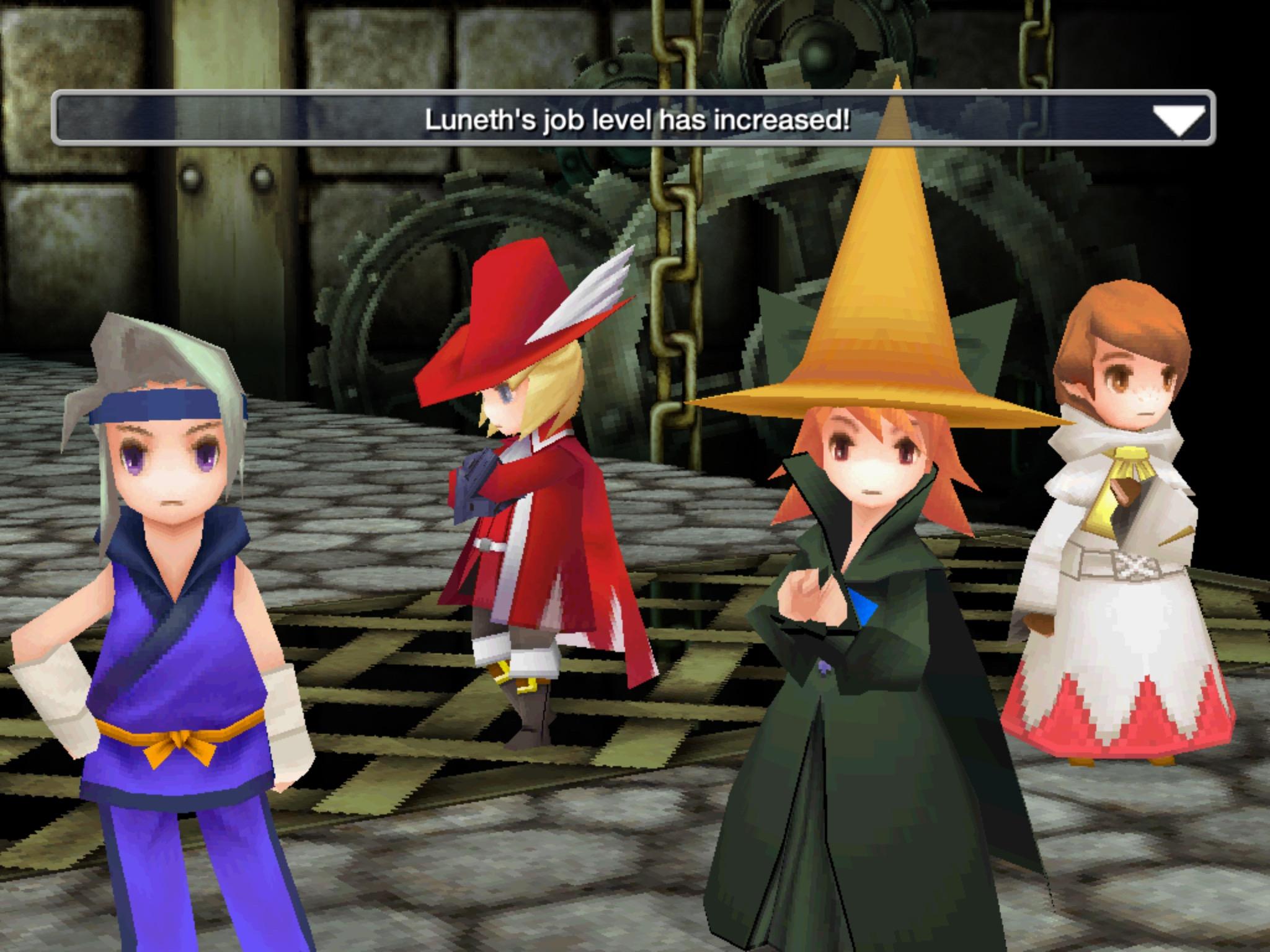 Rpg Reload File 071 Final Fantasy 3 Toucharcade