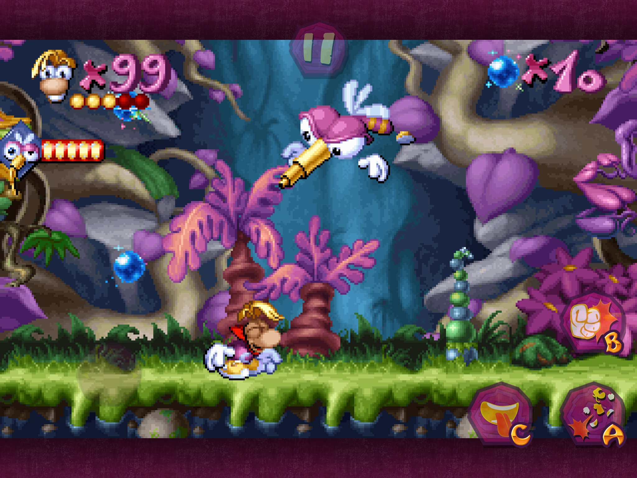 Rayman Classic Review 3