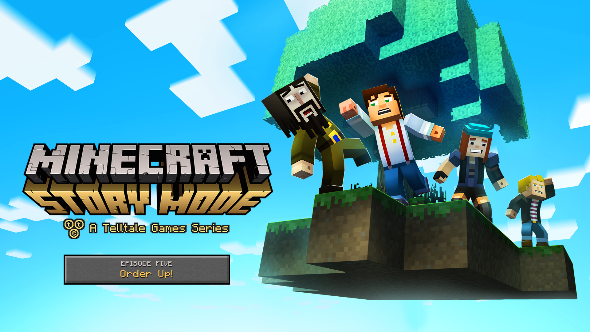 'Minecraft: Story Mode' Episode Five Gets a Release Date, Three Additional Episodes on Deck