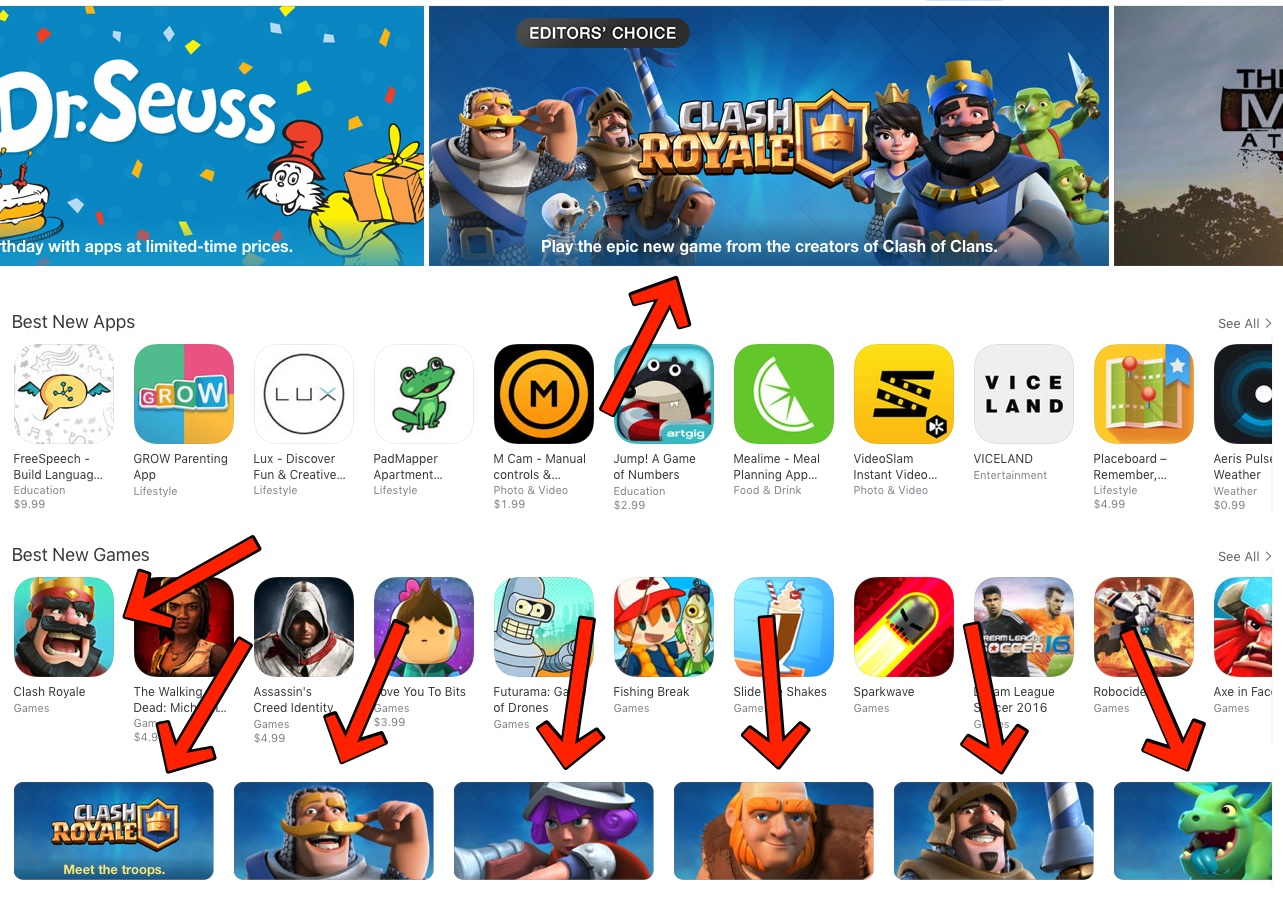 Clash Royale Review A Hybrid Of Card Games Rts Moba