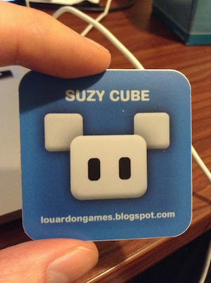 Suzy Cube Game