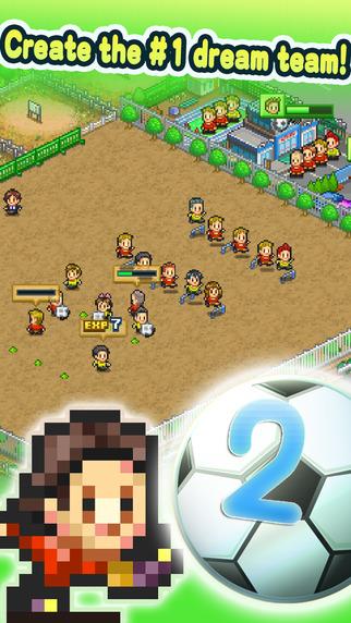 Kairosoft's Soccer Team Simulator 'Pocket League Story 2' Hits the