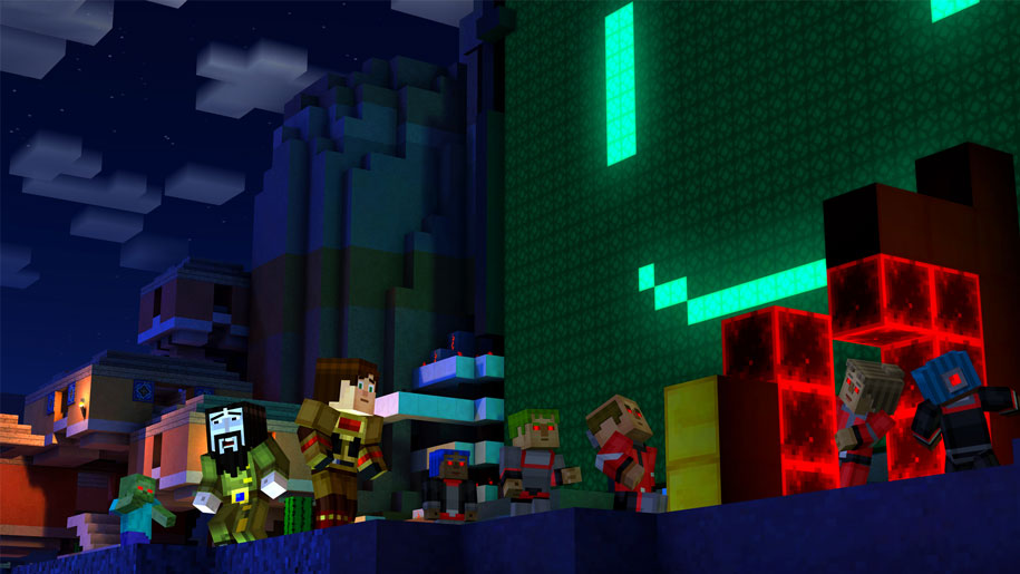 Minecraft: Story Mode' Episode 7, 'Access Denied', Is Ready for