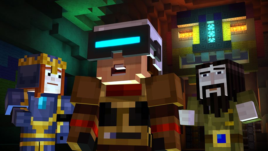 Minecraft: Story Mode' Episode 7, 'Access Denied', Is Ready