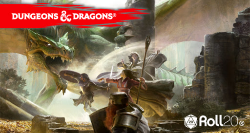'Roll20' Is Bringing Official 'Dungeons & Dragons' Adventures to Your Tablet