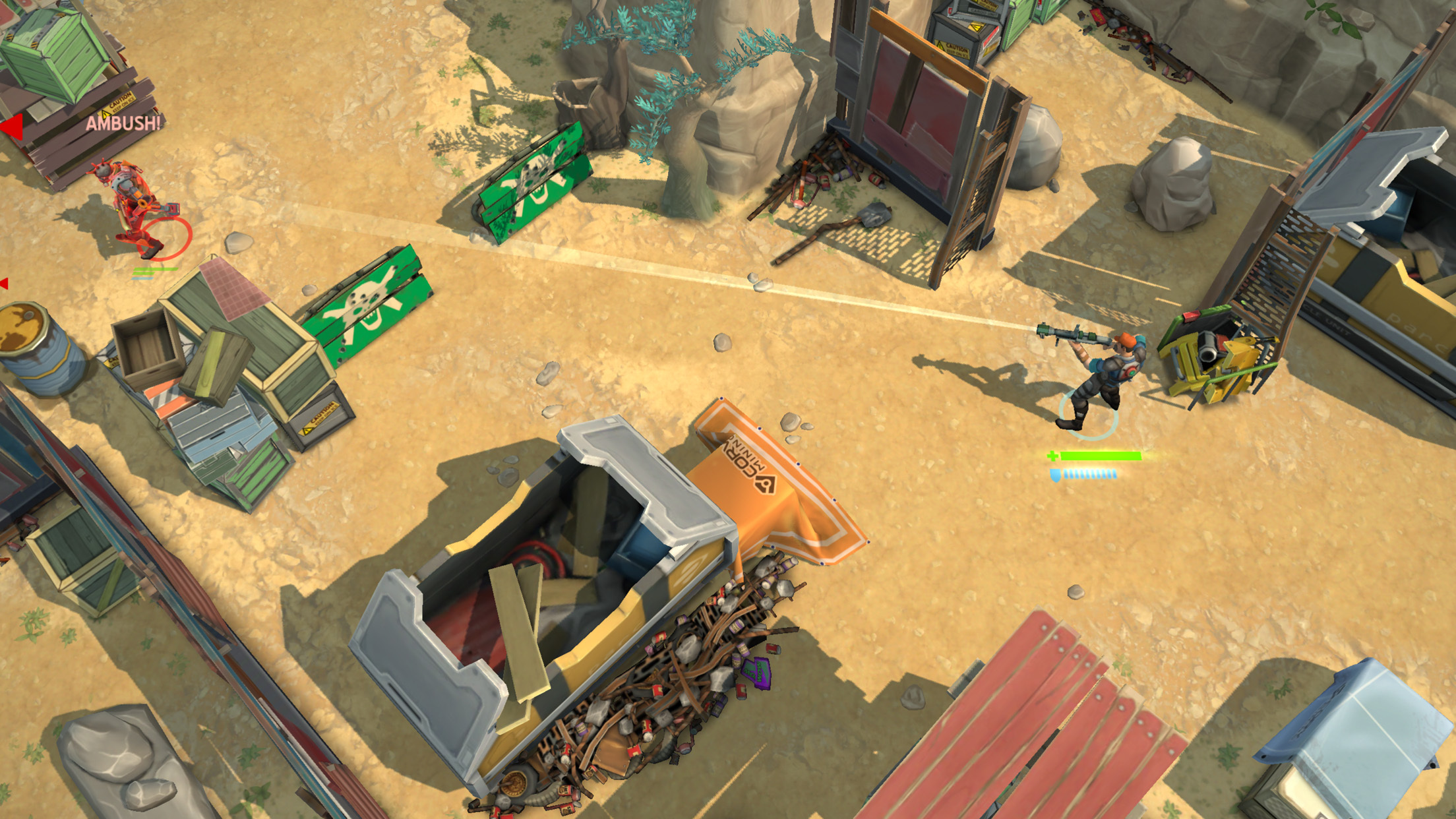 Space Marshals 2 Screenshot 1