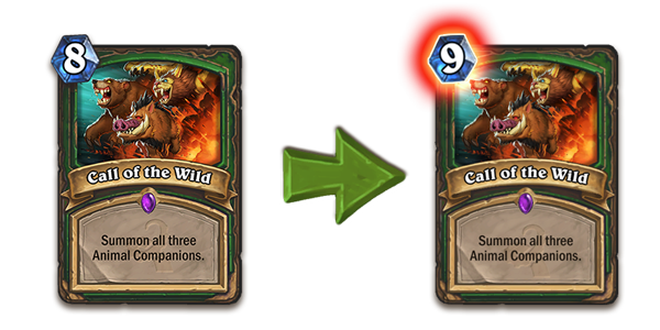 Hearthstone Nerfing Yogg Saron Tuskarr Totemic Call Of The Wild And Many Others Toucharcade