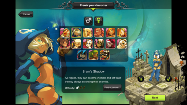 'Dofus Touch' Review – A Great MMO, Now on Mobile ...