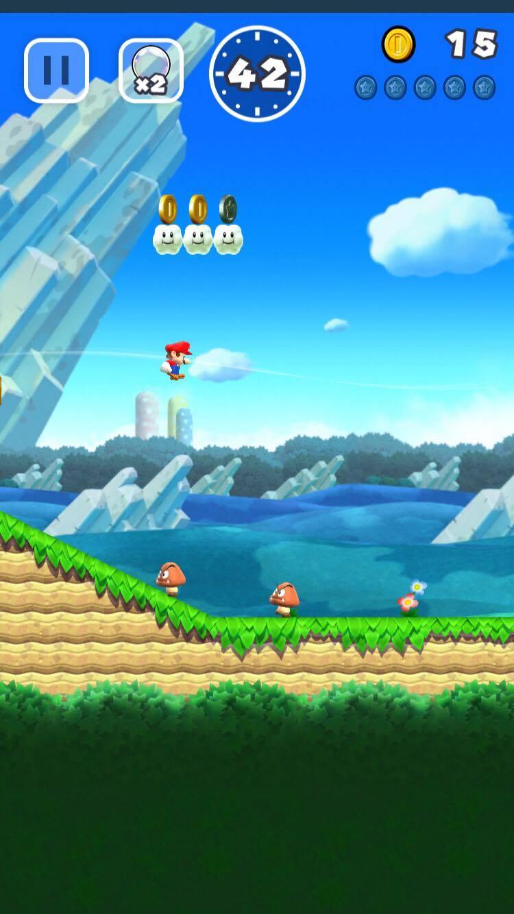 Super Mario Run' Hidden Coin Guide: Where to Find the