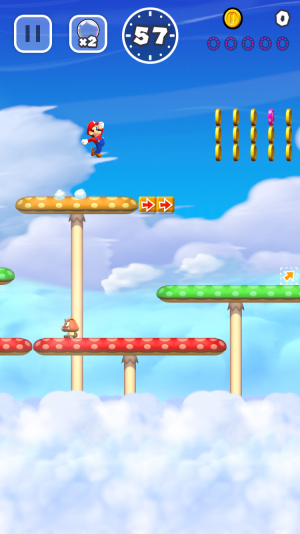 Super Mario Run' – How to Master the Controls to Win in Toad