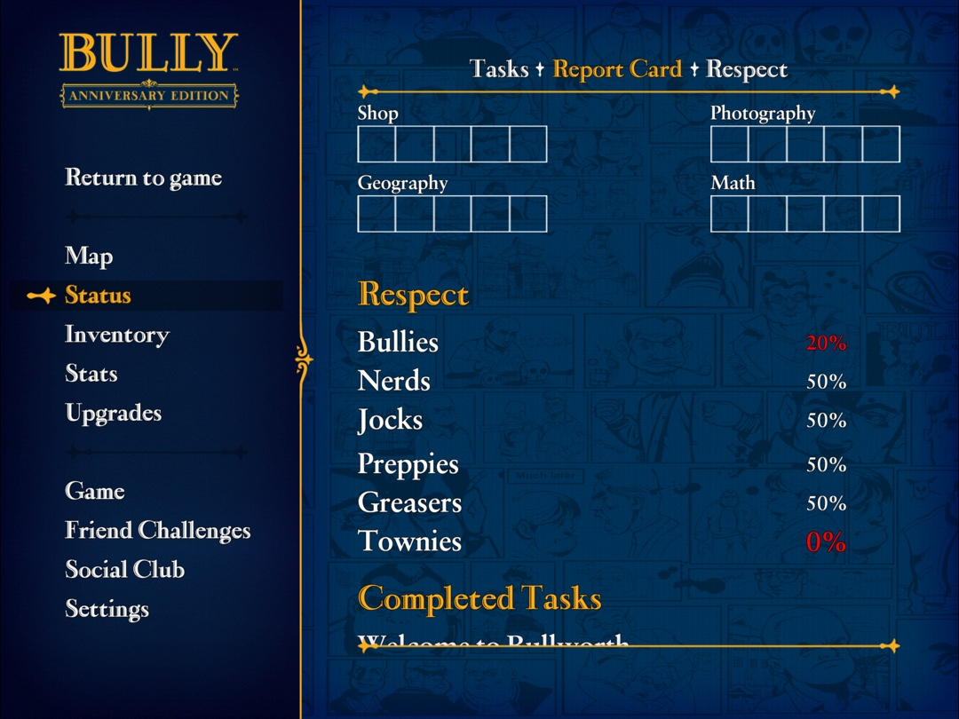 Bully: Anniversary Edition' Review – Another Rockstar