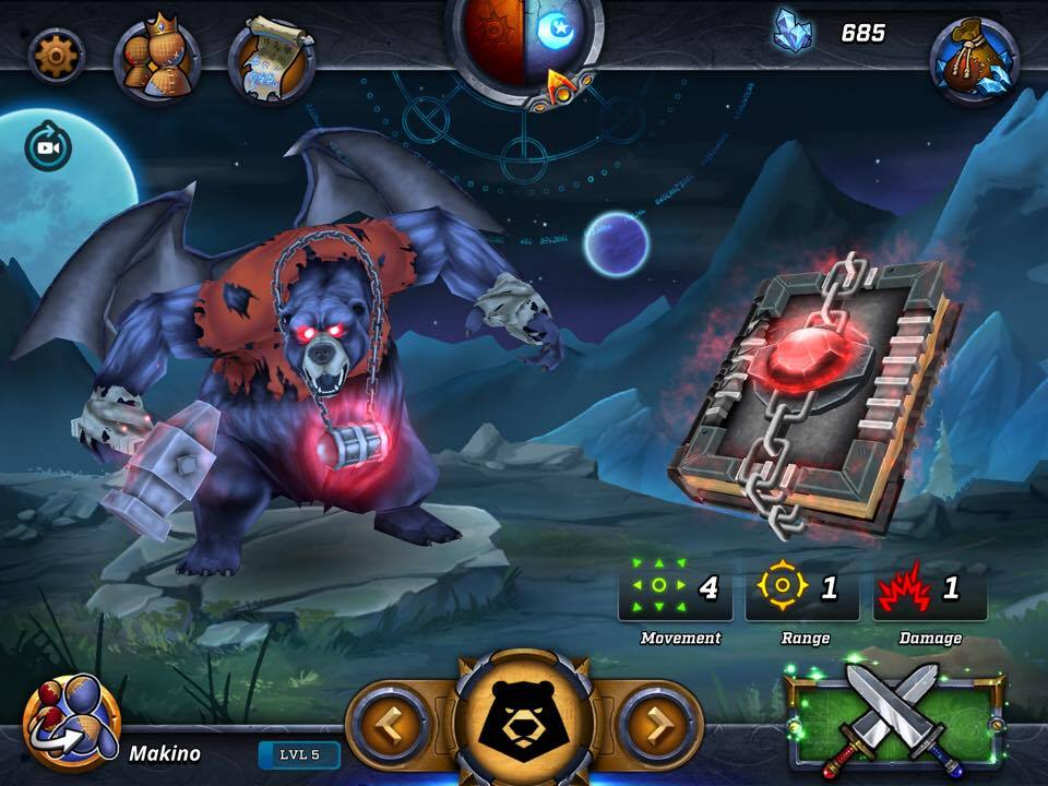 Little Lords of Twlight' Review – Turn Based Heroes – TouchArcade