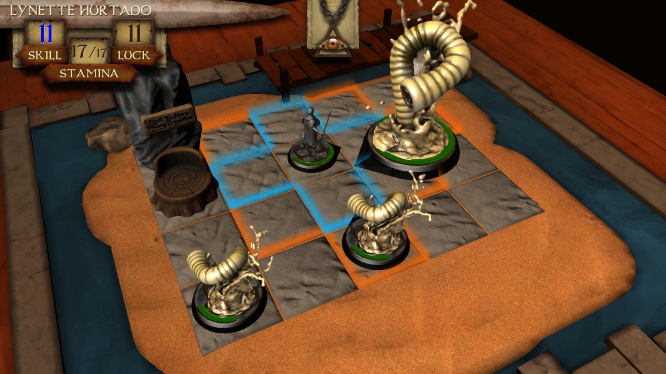 The Warlock of Firetop Mountain' Review – Warlock Has
