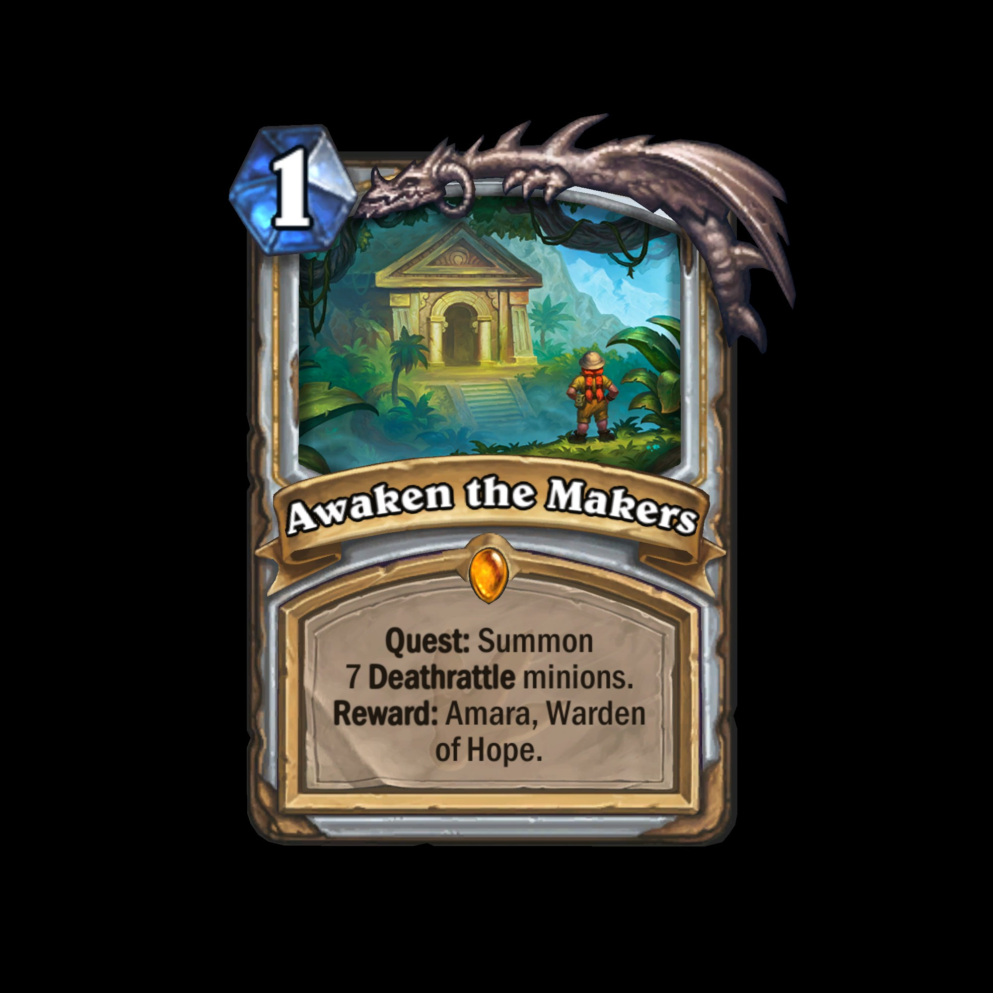 Hearthstone: 'Journey To Un'Goro' Is The Next 'Hearthstone' Expansion
