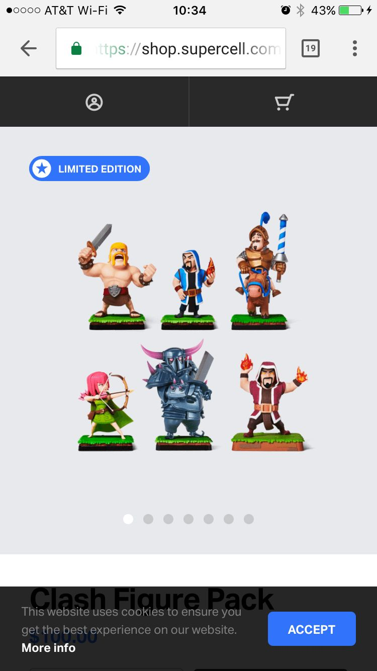Clash of Clans' Store Is Finally Open in the US and Canada