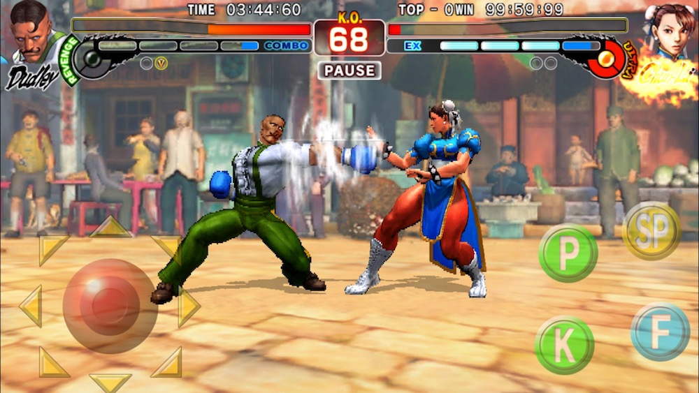 street fighter 5 download size